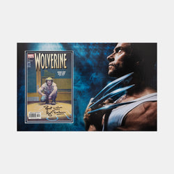 Wolverine #188 Comic - Signed by Hugh Jackman
