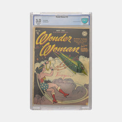Wonder Woman #32 Slabbed CBCS 3.0