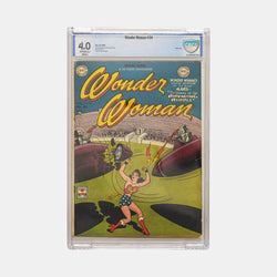 Wonder Woman #34 Slabbed CBCS 4.0