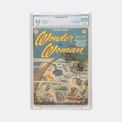 Wonder Woman #40 Slabbed CBCS 4.0