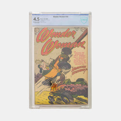 Wonder Woman #56 Slabbed CBCS 4.5