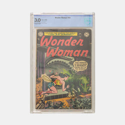 Wonder Woman #64 Slabbed CBCS 3.0
