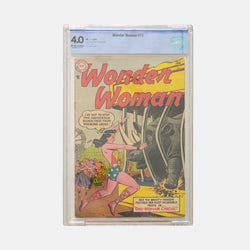 Wonder Woman #71 Slabbed CBCS 4.0