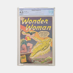 Wonder Woman #72 Slabbed CBCS 4.5