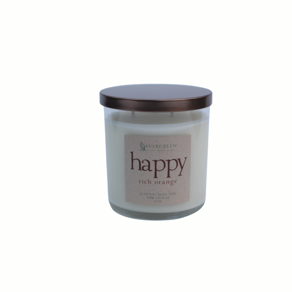 signature soy candle