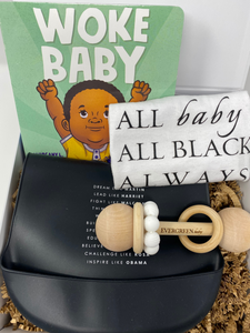 Baby Gift Box || All Baby, All Black