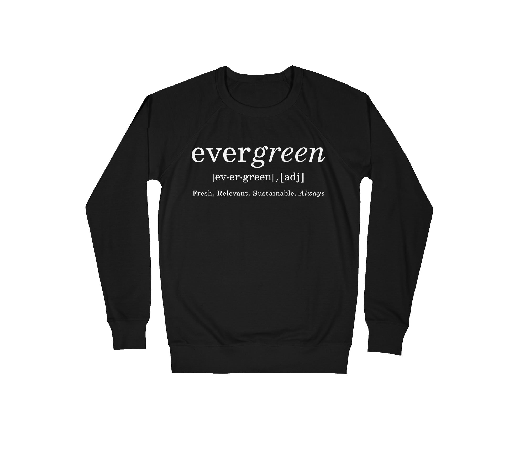"""The Definition"" Crewneck Sweatshirt"