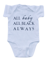 Load image into Gallery viewer, Baby Gift Box || All Baby, All Black