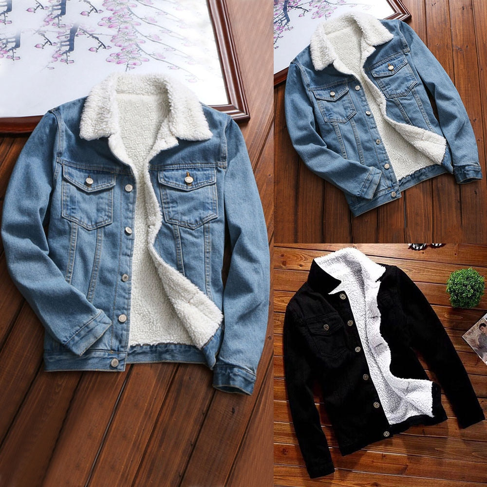 New Fall Season Denim Jacket