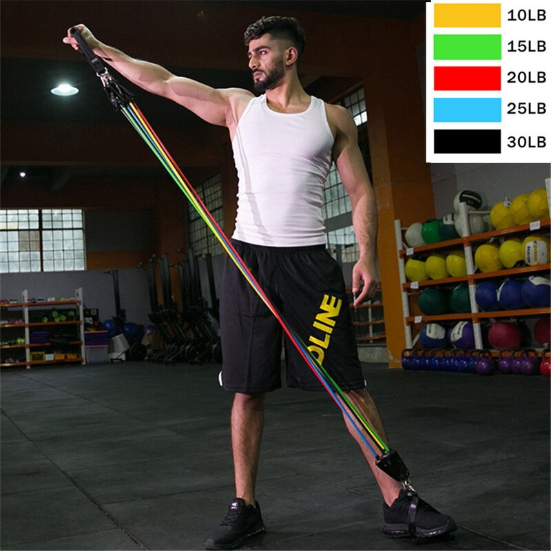 Pull Rope Resistance Bands Strength