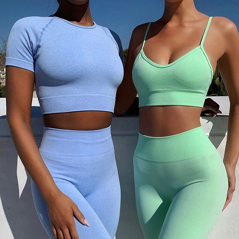 Two Piece Workout Set Women