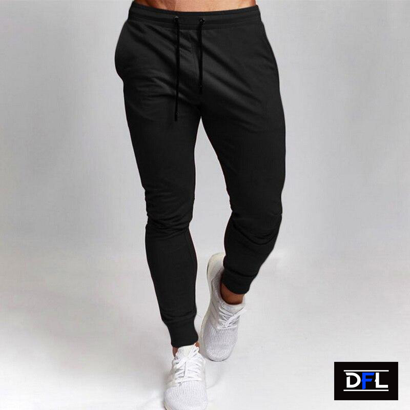 New Fall Men Athletic Joggers