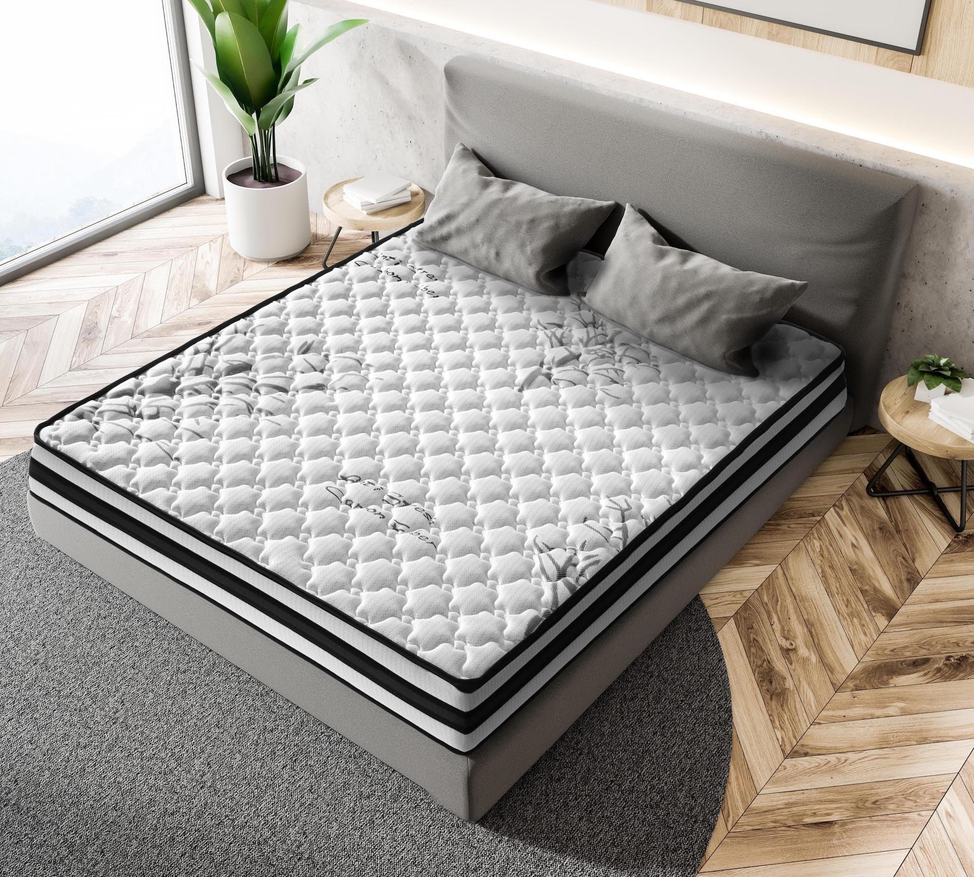 Anti Stress Carbono - BEZEN MATTRESS AND HEALTH