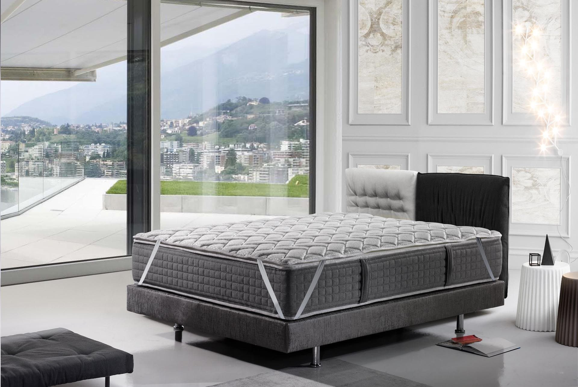 Topper Physio con memoria de forma - BEZEN MATTRESS AND HEALTH