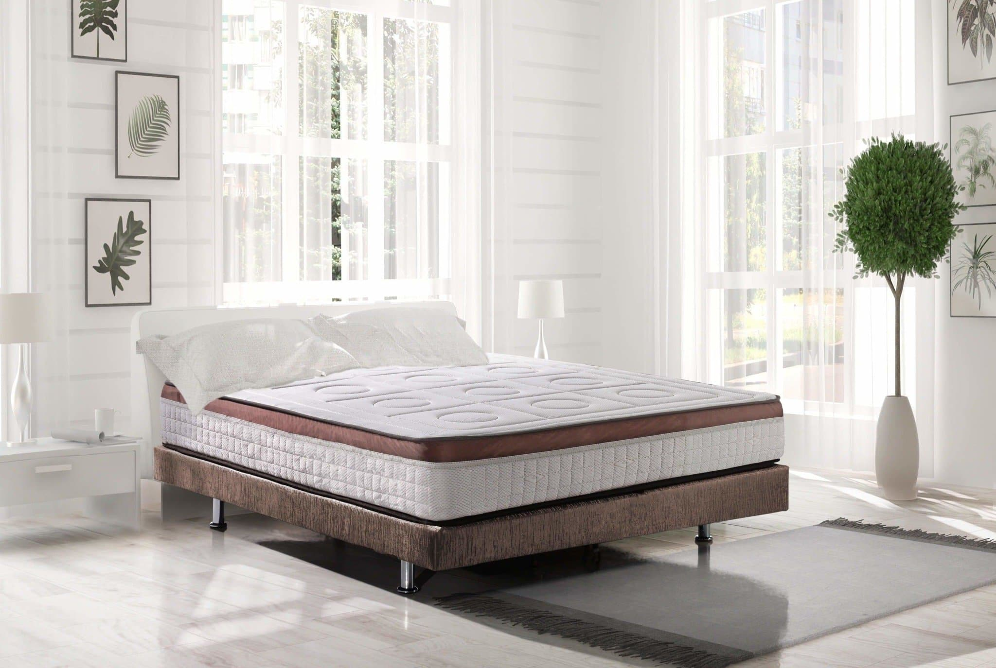 Toscana Deluxe 21 - 3 - BEZEN MATTRESS AND HEALTH