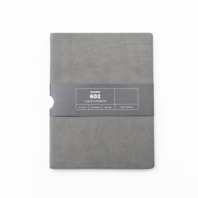Blackwing - Summit Notebook B5 Grid Dotted - Grey-Notitieboek-DutchMills