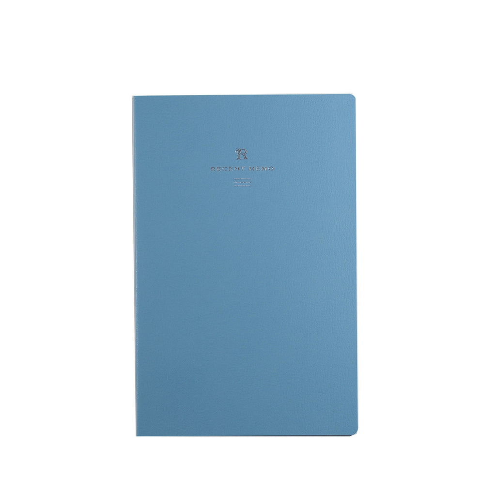 Life Stationery - Recent Memo Lined - Sky-Notitieboek-DutchMills