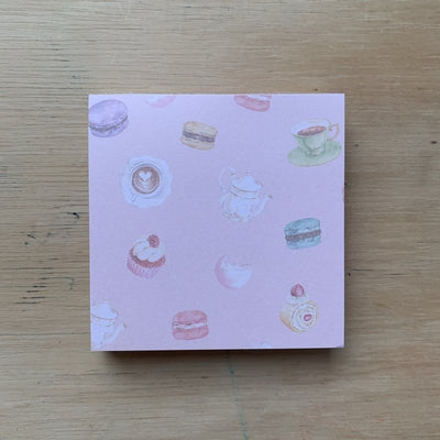 O-Check Design - Memo Pad Sweets-Sticky Notes-DutchMills