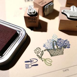 Tools to Liveby - Craftsman Stamp - Florist-Stempel-DutchMills