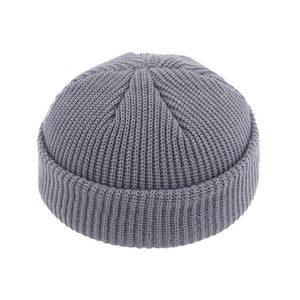 Winter Warm Beanies Casual Short Thread Hip Hop Hat Adult Men Beanie Female Wool Knitted Beanie SkullCap Elastic Hats Unisex