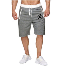 Load image into Gallery viewer, Mens New Sport Running Shorts Summer Men Latest Movie Avengers Endgame Beach Fitness Sports Shorts Fashion Clothing Homme