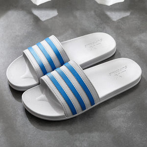 ASIFN Home Slippers for Men Non-slip Female Summer Indoor Bathing Couple Slides Male Flip Flops Chanclas Hombre Shoes Man