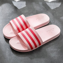 Load image into Gallery viewer, ASIFN Home Slippers for Men Non-slip Female Summer Indoor Bathing Couple Slides Male Flip Flops Chanclas Hombre Shoes Man