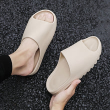 Load image into Gallery viewer, New Style Slippers Men Fashion Summer Solid Color Casual Home Slipper Shoes Eva Injection Non-slip Shoes Beach Slides