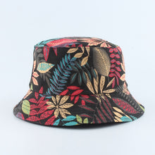 Load image into Gallery viewer, 2020 New Fashion Reversible Black White Cow Print Bucket Hat Summer Sun Caps For Women Men Fisherman Hat