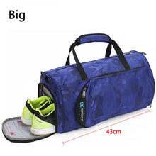 Load image into Gallery viewer, Men Gym Bags For Training Bag Tas Fitness Travel Sac De Sport Outdoor Sports Swim Women Dry Wet Gymtas Yoga Shoe 2020 XA103WA