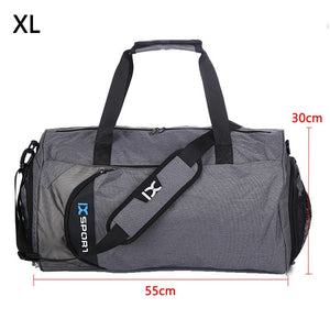 Men Gym Bags For Training Bag Tas Fitness Travel Sac De Sport Outdoor Sports Swim Women Dry Wet Gymtas Yoga Shoe 2020 XA103WA