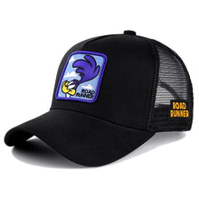 Load image into Gallery viewer, New Brand Dragon Ball Anime TAZ KHAKI Snapback Cap Cotton Baseball Cap Men Women Hip Hop Dad Mesh Hat Trucker Dropshipping