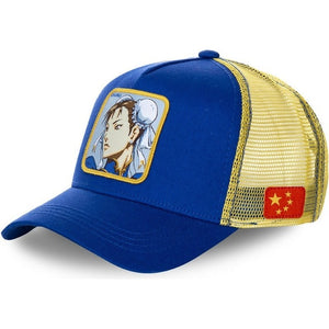 New Brand Dragon Ball Anime TAZ KHAKI Snapback Cap Cotton Baseball Cap Men Women Hip Hop Dad Mesh Hat Trucker Dropshipping