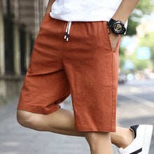 Load image into Gallery viewer, Newest Summer Casual Shorts Men Fashion Style Man Shorts Bermuda Beach Shorts Breathable Beach Boardshorts Men Sweatpants NbaW23