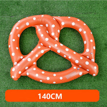 Load image into Gallery viewer, Inflatable Swimming Ring Giant Pool Lounge Adult Pool Float Mattres Swimming Circle Life Buoy Raft Kid Swimming Water Pool Toys