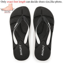 Load image into Gallery viewer, Summer Light Mens Flip Flops Men Beach Slippers Home Chanclas De Hombre Playa Slipper Flip Flop Indoor infradito Uomo Japonki