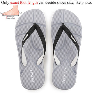 Summer Light Mens Flip Flops Men Beach Slippers Home Chanclas De Hombre Playa Slipper Flip Flop Indoor infradito Uomo Japonki