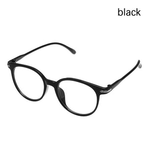 1Pcs Fashion Unisex Portable Optical Glasses Ultra Light Resin Blue Light Blocking Glasses Flexible Vision Care Computer Glasses