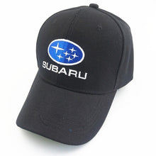 Load image into Gallery viewer, All style car cap Men Fashion Cotton Car logo M performance Baseball Cap hat for Subaru M3 M5 Audi Volvo Lexus toyota