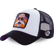 Load image into Gallery viewer, New Brand Super Mario Mickey Majin BUU DONALD Duck Snapback Baseball Cap Men Women Hip Hop Dad Mesh Hat Trucker Hat Dropshipping