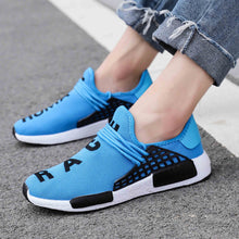 Load image into Gallery viewer, Summer Fashion Sneakers Lace Up Casual Shoes For Man Breathable Male Walking Sneaker Shoes Big Size