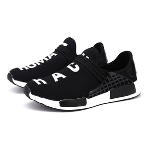 Summer Fashion Sneakers Lace Up Casual Shoes For Man Breathable Male Walking Sneaker Shoes Big Size