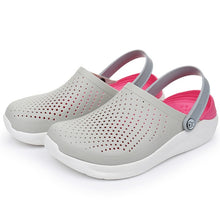 Load image into Gallery viewer, Women's Summer Sandals for Beach Sports 2020 Women Men's Slip-on Shoes Slippers Female Male Croc Clogs Crocks Crocse Water Mules