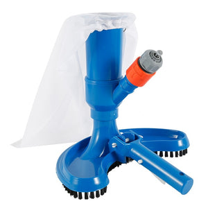 Swimming Pool Vacuum Cleaner Brush Cleaner Tool Above Ground Pond Fountain Vacuum Brush Detachable Cleaning Tool