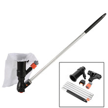 Load image into Gallery viewer, Swimming Pool Vacuum Cleaner Brush Cleaner Tool Above Ground Pond Fountain Vacuum Brush Detachable Cleaning Tool