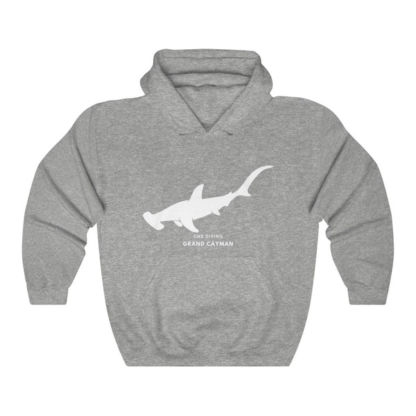 HAMMERHEAD Hooded Sweatshirt - Unisex - 5 colors