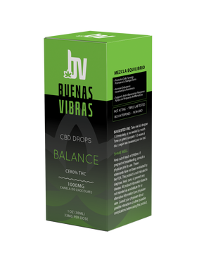 Load image into Gallery viewer, Buenas Vibras Balance Tincture 1000mg