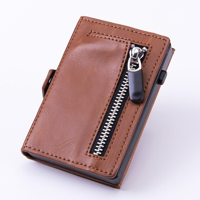 Woodzdark Wallet Business Class