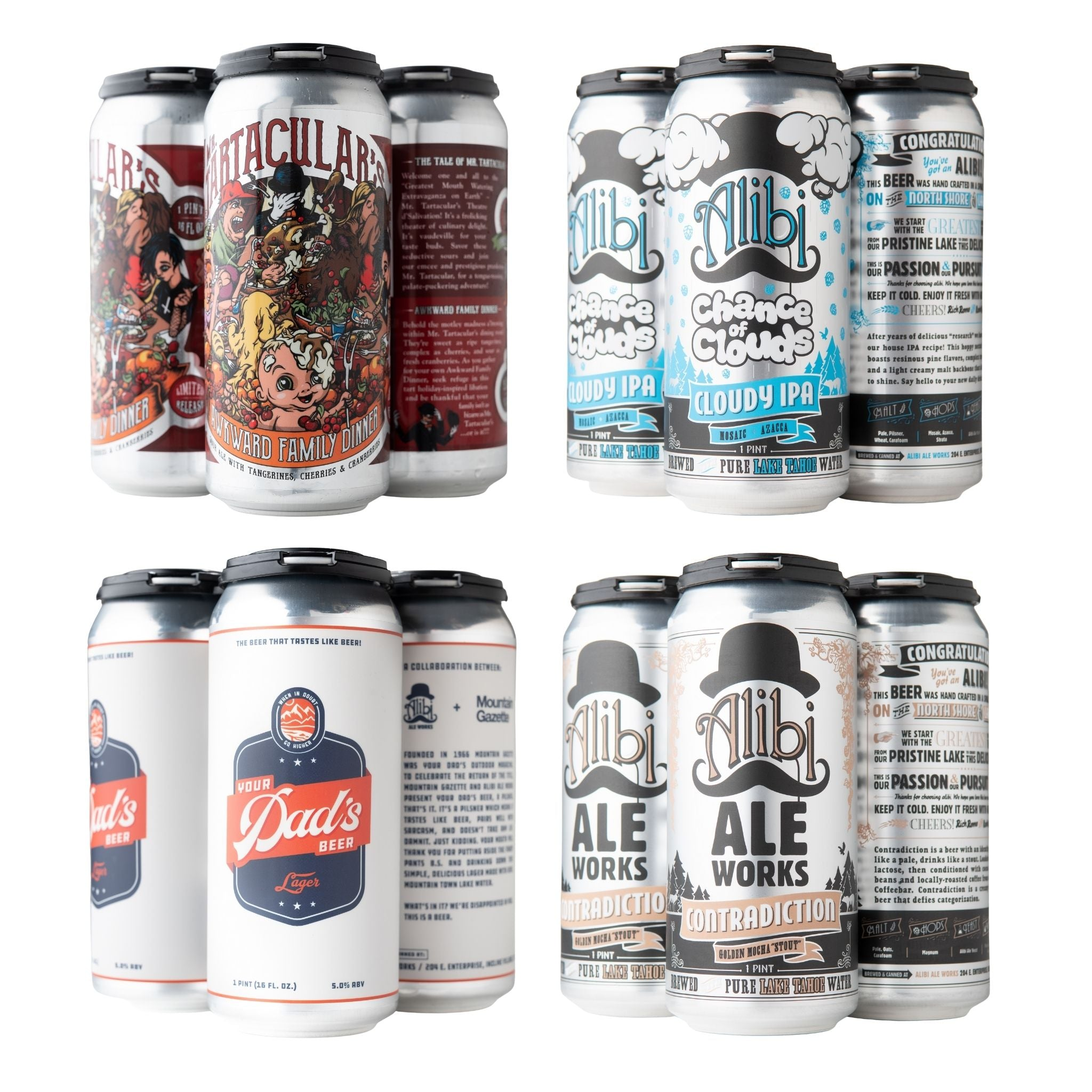 Beer of the Month Subscription (16 cans x 3 months)
