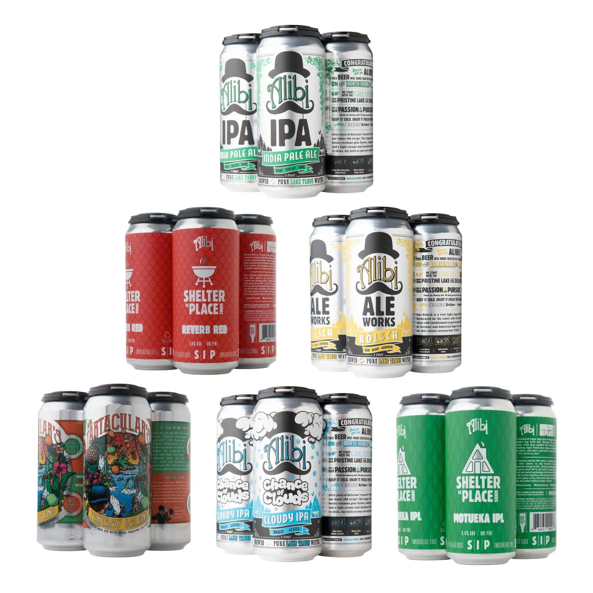 Beer of the Month Subscription (24 cans x 3 months)